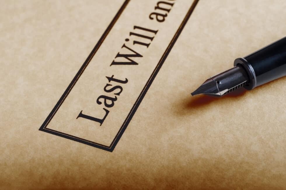Estate Litigation Checklist