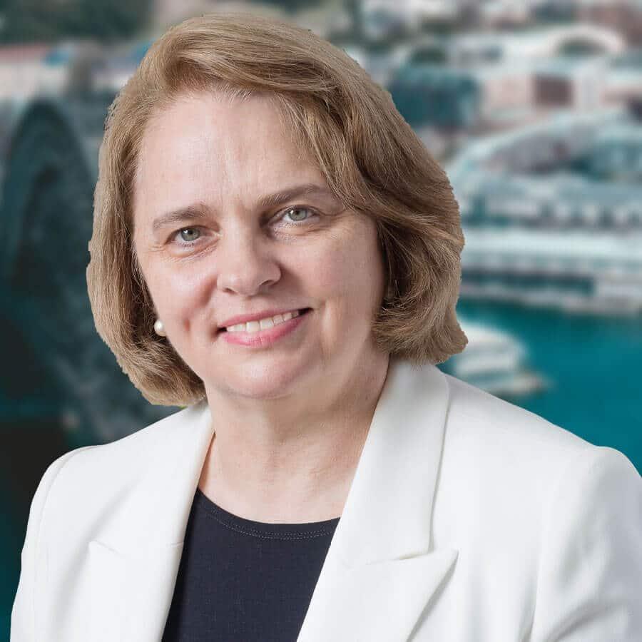Margot de Groot, AM (Sydney)